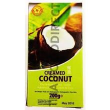 Gold Plum Creamed Coconut 200g