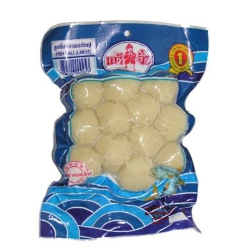 Chiu Chow Fish Ball - Large 200g