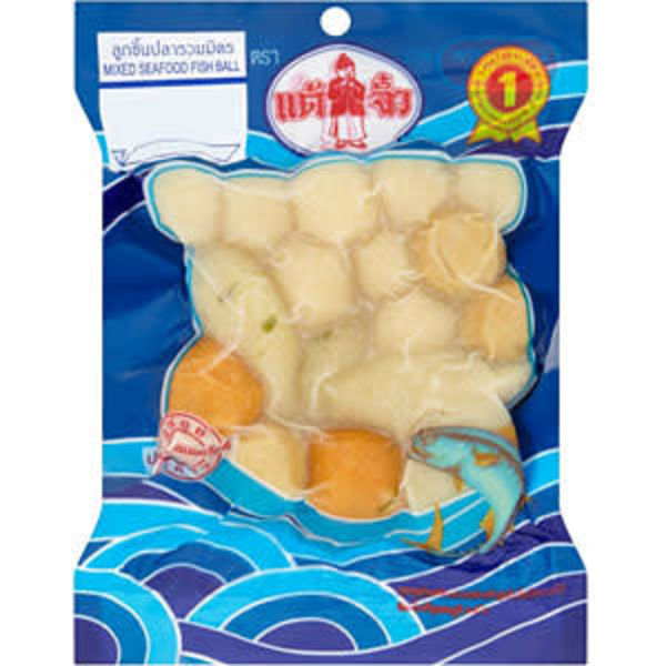 Chiu Chow Mixed Seafood Ball 200g