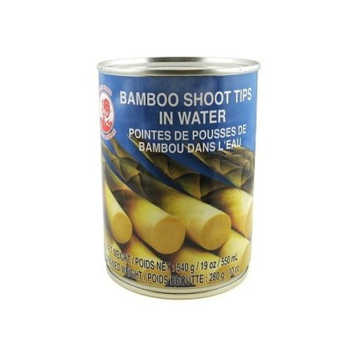 Cock Brand Bamboo Shoots - Tips 540g