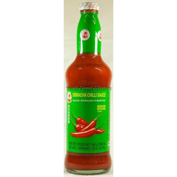 Cock Brand Sriracha  Chilli Sauce- Medium 800g