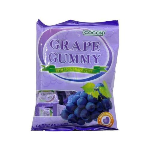 Cocon Gummy-Grape  100g