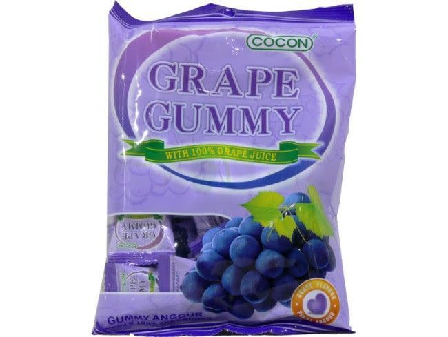 Cocon Grape Gummy 100g