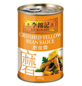 Lee Kum Kee Crushed Yellow Bean Sauce 470g