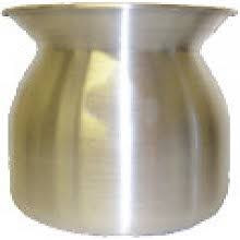 Diamond Aluminium Rice Steamer Pot - 24cm