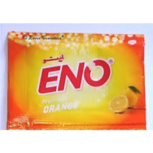 Eno Fruit Salt - Orange Flavoured 4.3g