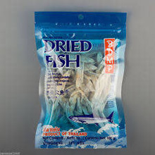 BDMP Dried Fish Anchovy (Blue) 100g