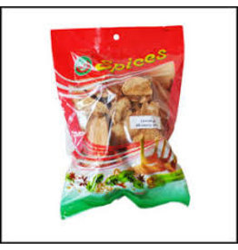X.O Dried Galangal Pieces 100g