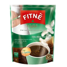 Fitne Coffee with White Kidney Beans