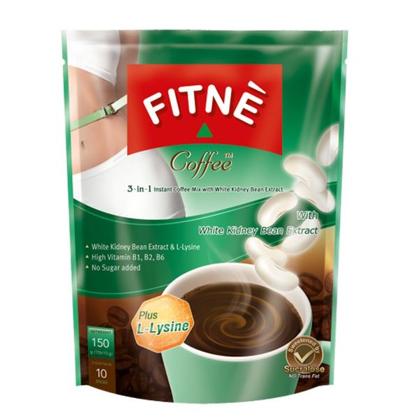 Fitne Coffee with White Kidney Beans 150g