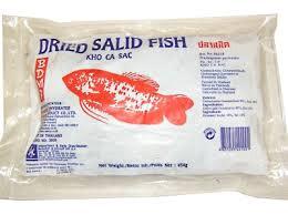 BDMP Dried Salid Fish 454g