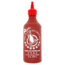 Flying Goose Sriracha Super Hot Chilli Sauce 455ml