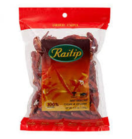 Raitip Dried Small Chilli's