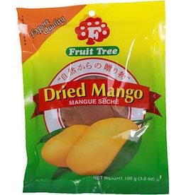 Fruit Tree Dried Mango 100g