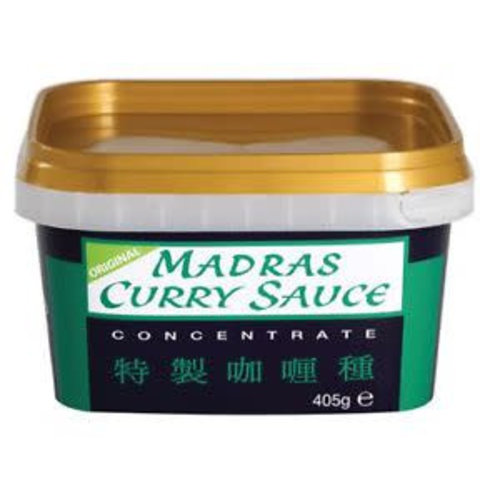 Goldfish Madras Curry Sauce 405g