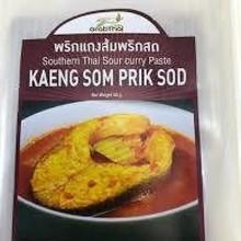 Grab Thai Kaeng-Som Prik Sod 50g