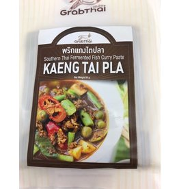 Grab Thai Southern Thai Fermented Fish Curry Paste 50g