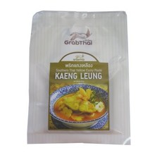 Grab Thai Southern Thai Yellow  Curry Paste 50g