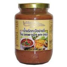 Mae Pim Thai Shrimp Paste with Chilli 454g