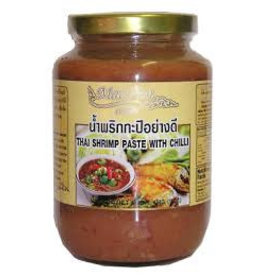 Mae Pim Thai Shrimp Paste with Chilli 454g