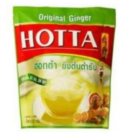 Hotta Instant Ginger Drink 100%