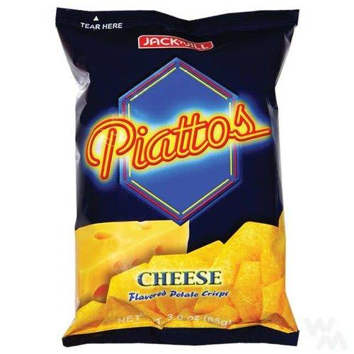 Jack & Jill Piattos -Cheese 85g