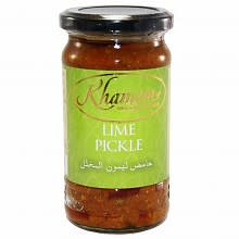 Khanum Lime Pickle 300g