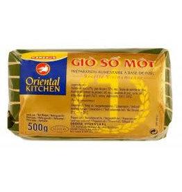 Oriental Kitchen Vietnam Sausage Gio So Mot  500g