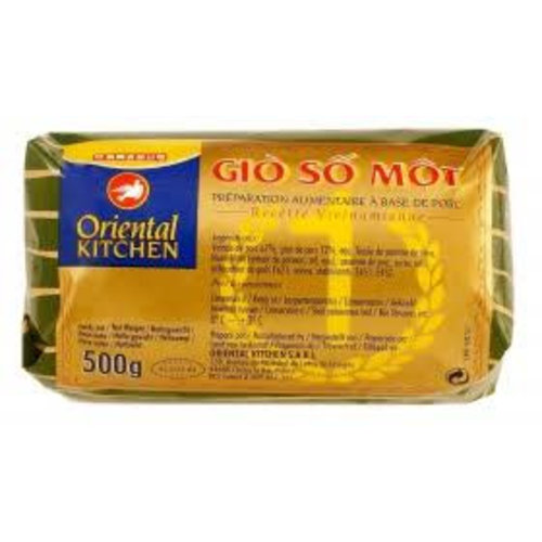 Oriental Kitchen Vietnam Salami Gio So 500g