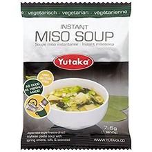 Yutaka Instant Miso Soup - Vegetarian 7.5g