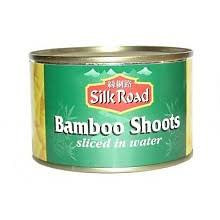 Silk Road Bamboo Shoots Sliced in Water 227g