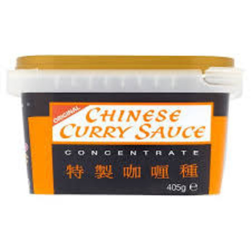 Goldfish Chinese Curry Sauce 405g