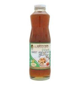 Mae Pranom Sweet & Sour Plum Sauce 754ml