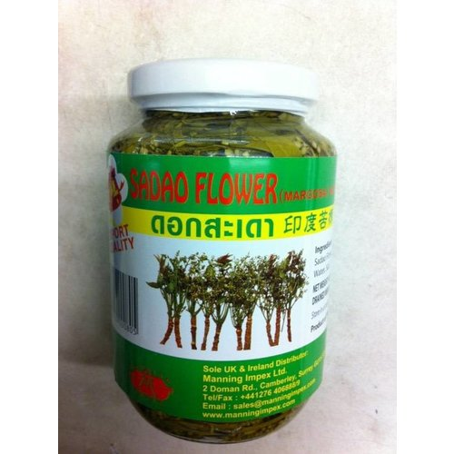 Bell & Flower Sadao Flower in Brine 450g