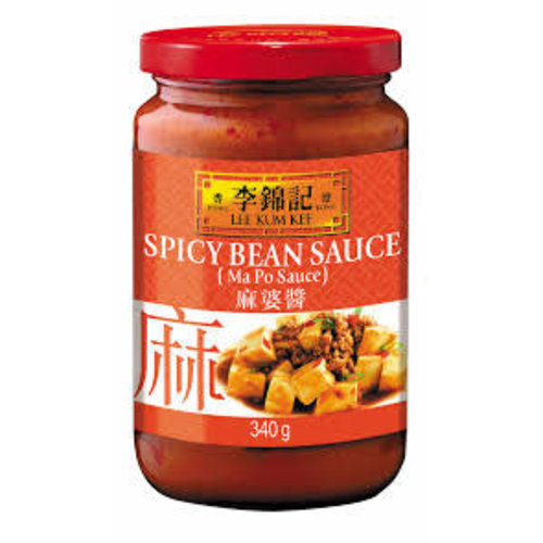 Lee Kum Kee Spicy Bean Sauce 340g