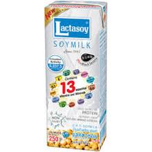 Lactasoy Soy Milk - Black Sesame 200ml