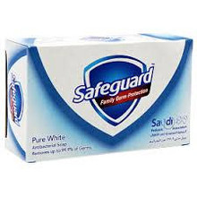 Safeguard Soap White 135g
