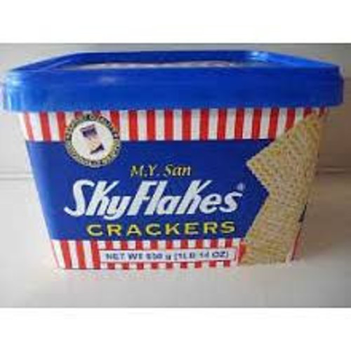 M.Y San Sky Flakes Cracker 850g
