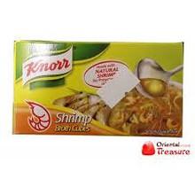 Knorr Shrimp Broth Cubes 60g