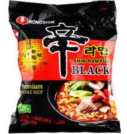 Nongshim Instant Noodle Soup - Shin Ramyun Black 120g