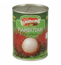 Lamthong Rambutan In Syrup 565g