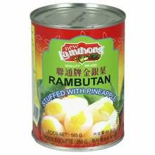 Lamthong Rambutan Stuffed with Pineapple 565g