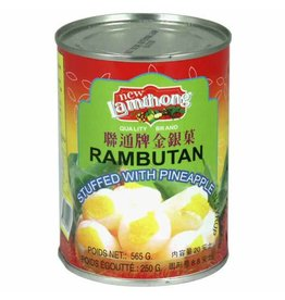 Lamthong Rambutan Stuffed with Pineapple 565g