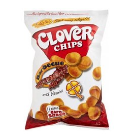 Leslies Clover Chips - Barbecue 85g