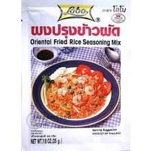 Lobo Fried Rice Seasoning Mix 25g