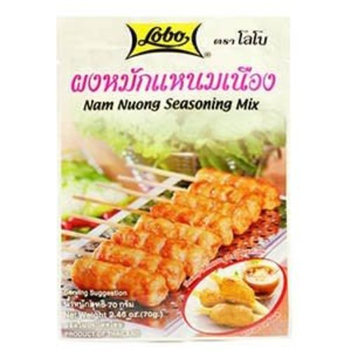 Lobo Nam Nuong Seasoning Mix 70g