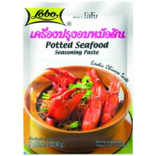 Lobo Potted Seafood Seasoning Paste 60g
