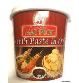 Mae Ploy Chilli Paste in Oil 1kg