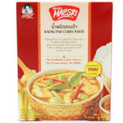 Maesri Kaeng Par Curry Paste 100g