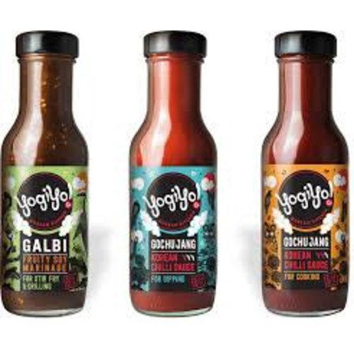Yogiyo Gochujang Korean Chilli Sauce for Cooking 300g